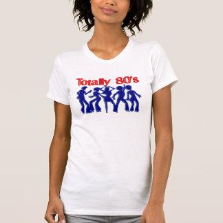 T-shirt Totalement disco 80s