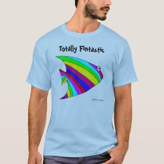 T-shirt Totalement Fintastic