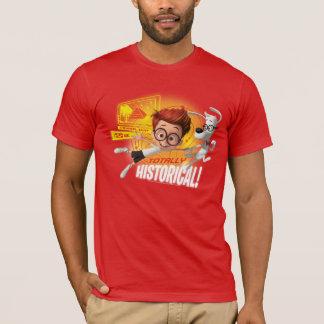 T-shirt Totalement historique