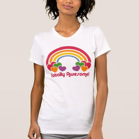 T-shirt totalement impressionnant des années 80