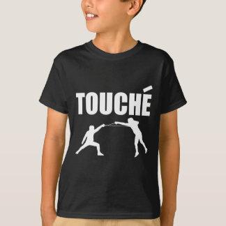 T-shirt Touche !