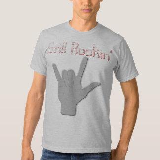 T-shirt toujours de Rockin
