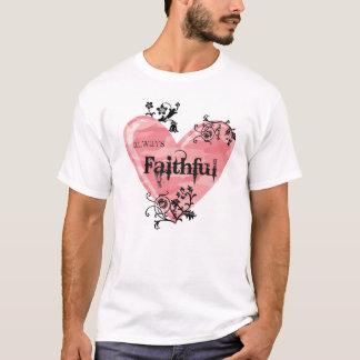 T-shirt Toujours fidèle