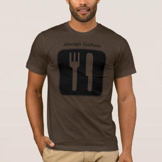 T-shirt Toujours Gutom, toujours Gutom