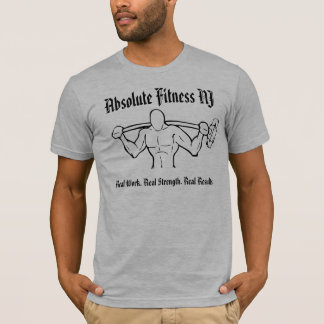 T-shirt Toujours prêt