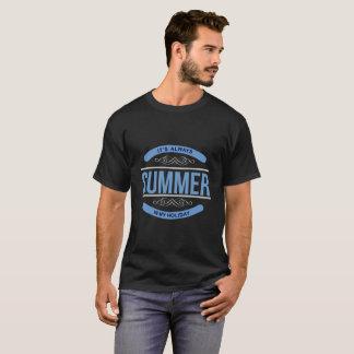 T-shirt toujours vacances d'été