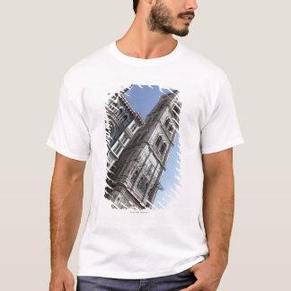 T-shirt Tour de Bell de Giotto et Santa Maria del Fiore