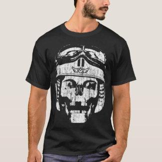 T-shirt Tour de la mort (blanc vintage)