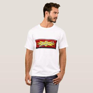 T-shirt tour de logo