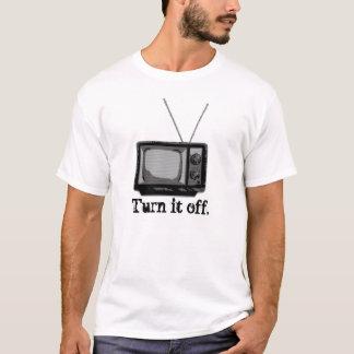 T-shirt Tour de TV… il