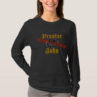 T-shirt Tour du monde de Prester John