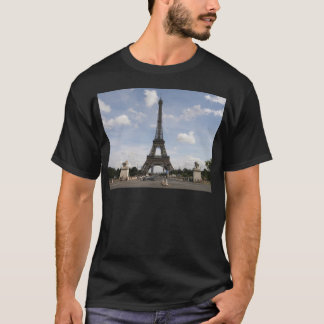 T-shirt Tour Eiffel à Paris