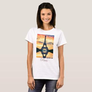 T-shirt Tour Eiffel - Paris
