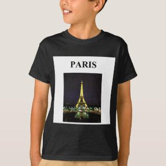 T-shirt Tour Eiffel Paris France
