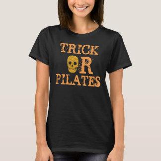 T-shirt Tour ou chemise de Pilates pour la séance