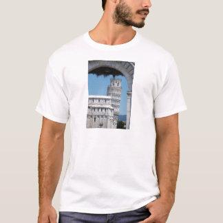 T-shirt Tour penchée de Pise