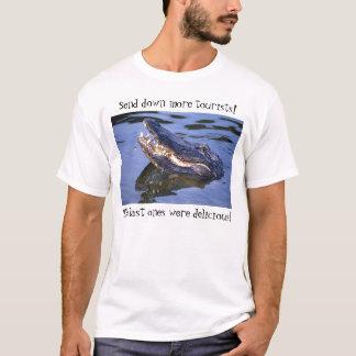 T-shirt Touristes délicieux T