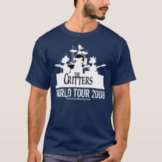 T-shirt Tournée 2008 (cru)