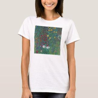 T-shirt Tournesol de Farmergarden W par Klimt, fleurs
