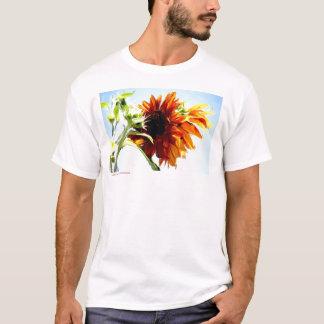 T-shirt Tournesols par DocPreacher