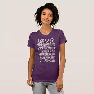 T-shirt Tournez les têtes en cela