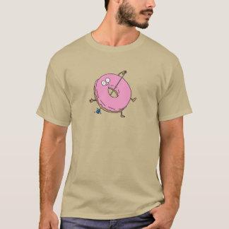 T-shirt Tours de yo-yo de beignet