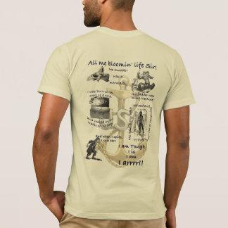 T-shirt Tous je monsieur de la vie de Bloomin