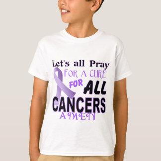 T-shirt Tous prions pour un habillement de conscience de