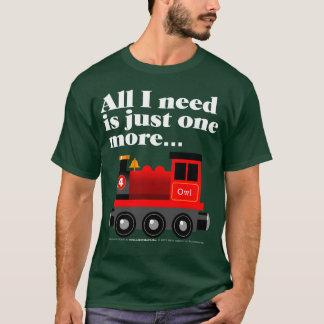 T-shirt Tous que j'ai besoin (le type blanc)