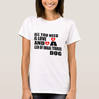 T-shirt Tous vous avez besoin de la GORGE d'amour des
