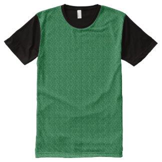 T-shirt Tout Imprimé Achat américain de chemise d'habillement de
