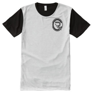 T-shirt Tout Imprimé Hommes de centre de détection et de contrôle