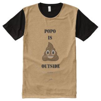 T-shirt Tout Imprimé Julz