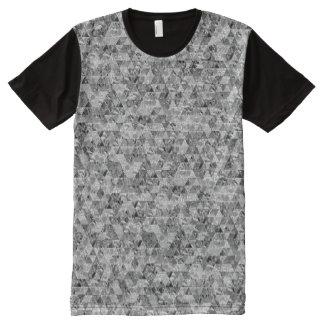 T-shirt Tout Imprimé Microscope