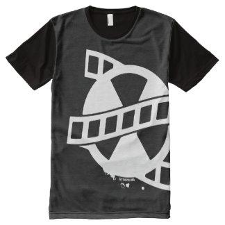 T-shirt Tout Imprimé Obtenez le logo de production de Pix partout