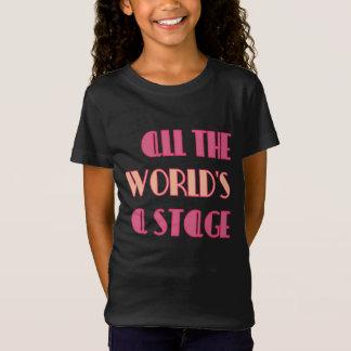 T-Shirt Tout le monde est une étape