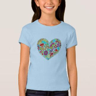 T-shirt TOUT que vous avez besoin est amour.