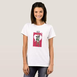 T-shirt Tout que vous avez besoin est chemise d'amour