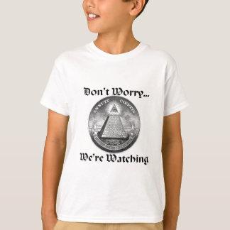 T-shirt tout-voir-oeil