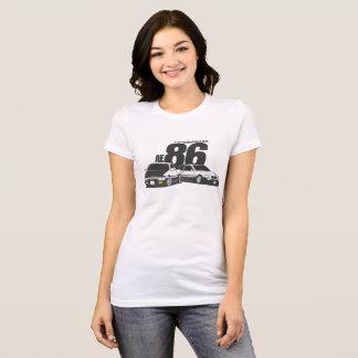 T-shirt Toyota AE86 Trueno et Levin - CarCorner
