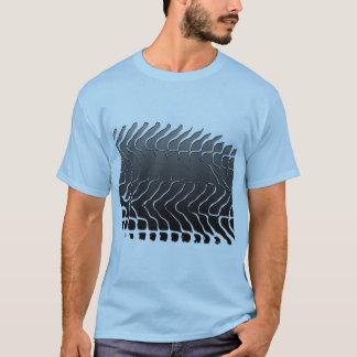 T-shirt Trace du pneu