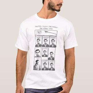 T-shirt Tractatus, le roman graphique (avec le titre)