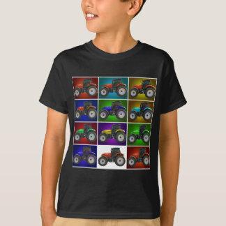 T-shirt tracteur
