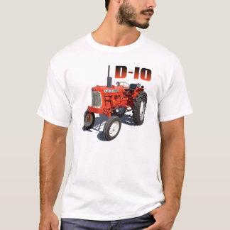 T-shirt Tracteur d'Allis Chalmers D-10