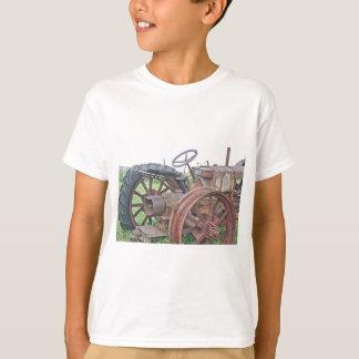 T-shirt Tracteur rouillé