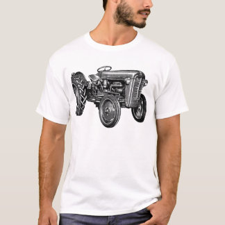 T-shirt Tracteur vintage