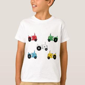 T-shirt Tracteurs