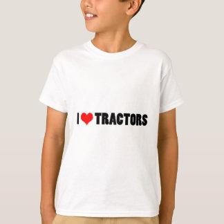 T-shirt Tracteurs du coeur I