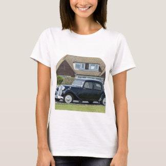 T-shirt Traction noire Avant de Citroen