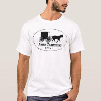 T-shirt Traditions amish